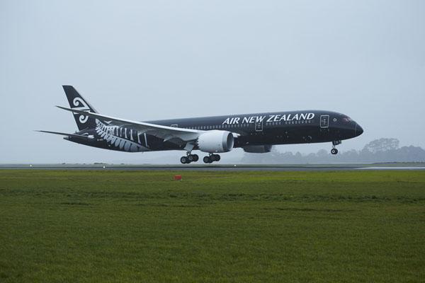 新西兰航空公司(airnewzealand)计划明年利用接收波音787带来